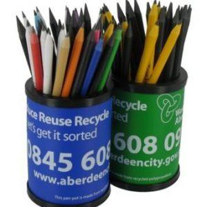 Pen & Pencil Pots